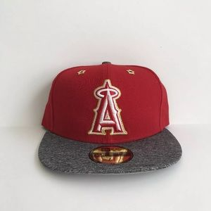 49b290dd5f5 New Era Anaheim Angels ASG16 Onfield 59FIFTY Hat